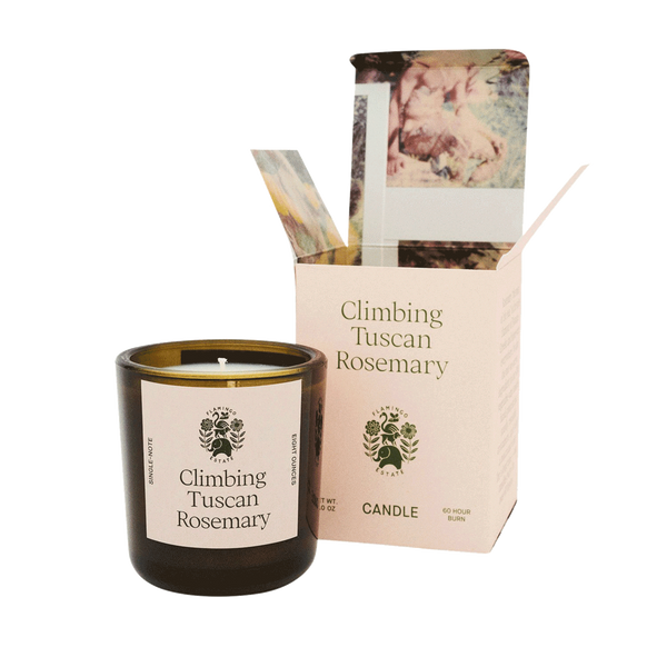 Flamingo Estate - Climbing Tuscan Rosemary Candle