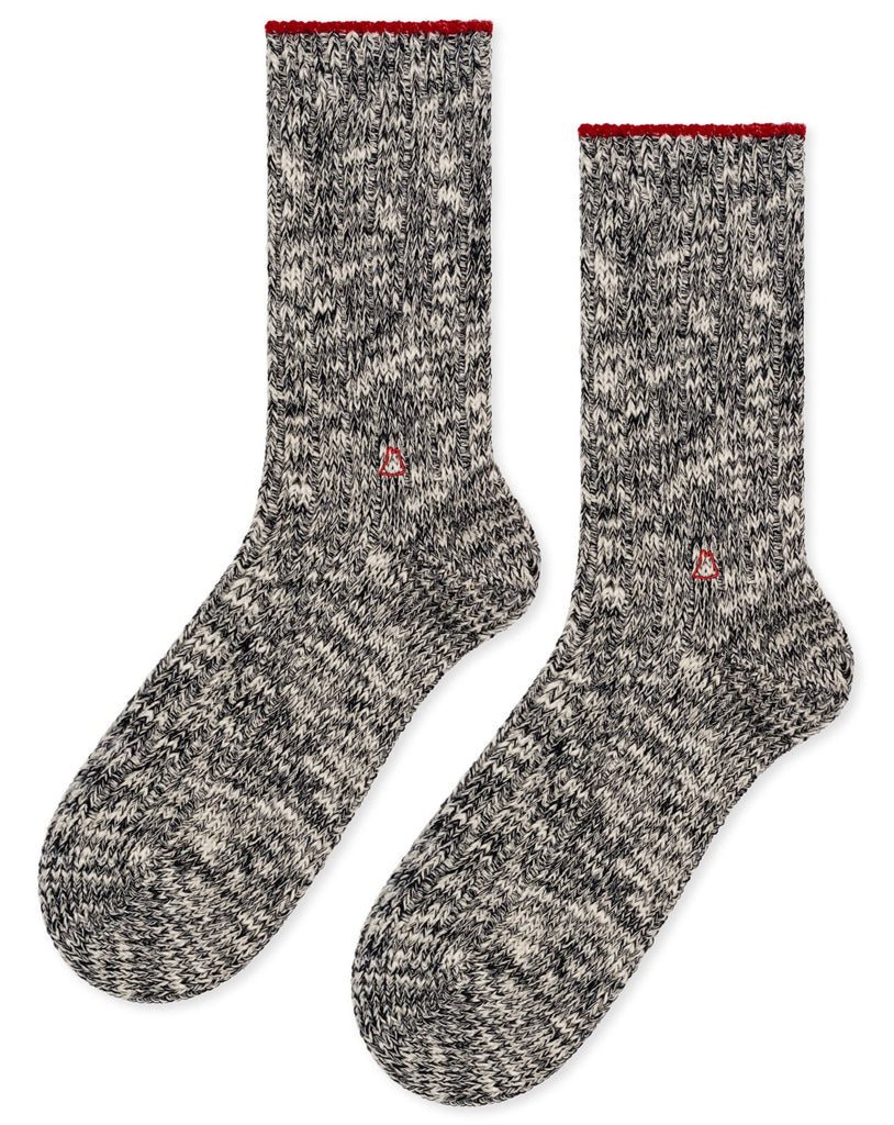 Hansel From Basel - Utility Slub Crew Socks