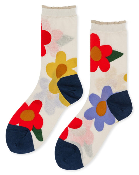 Hansel from Basel Ethel Crew Socks