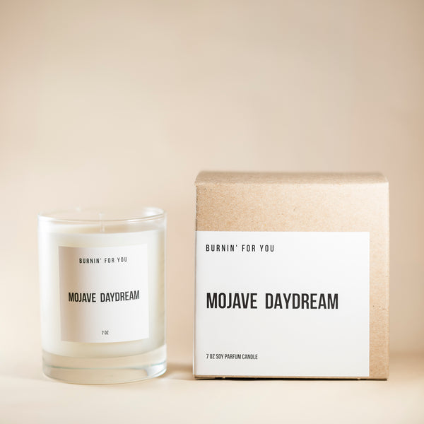 Burnin' For You - Mojave Daydream Candle