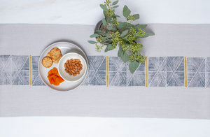 For Reasons Unknown - Nazca Table Runner