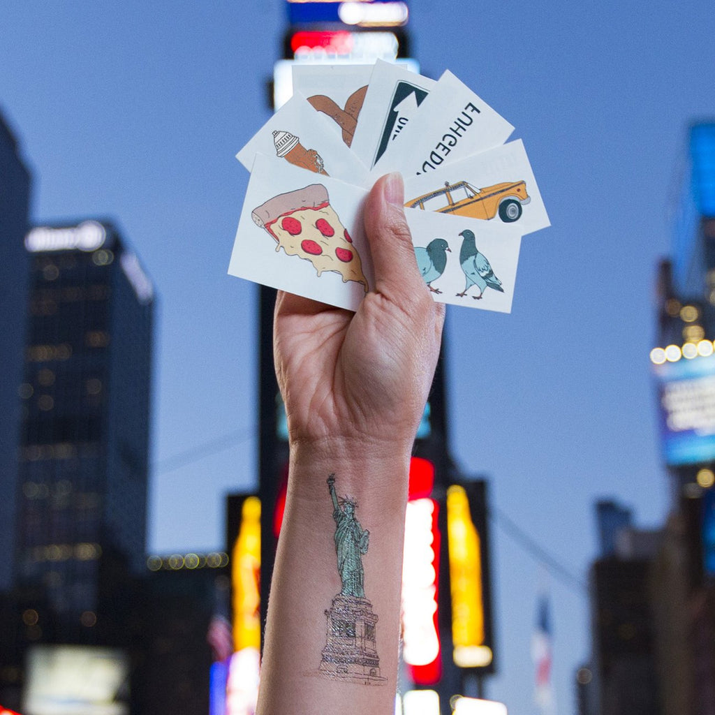 Tattly New York Set
