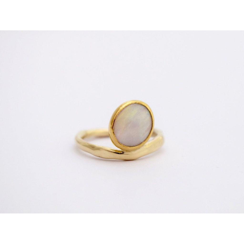 Alex Jewelry Studio - White Thea Ring