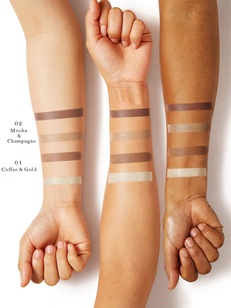 Color & Sculpt Stick - COFFEE & GOLD