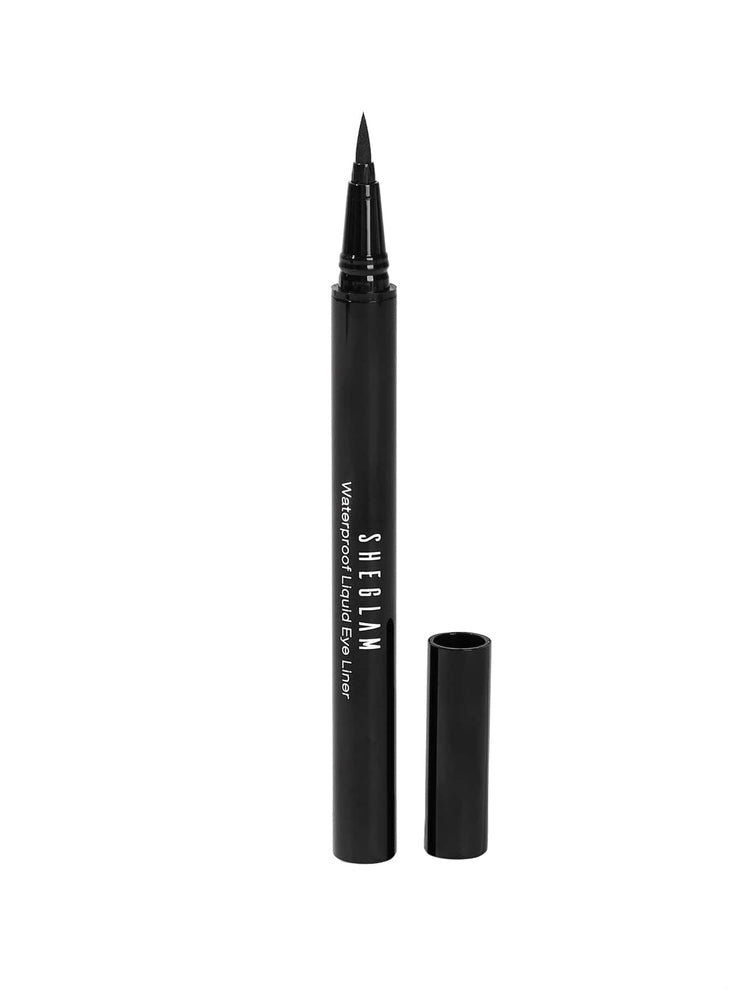 Load image into Gallery viewer, Pro Precision Waterproof Liquid Eyeliner - Black