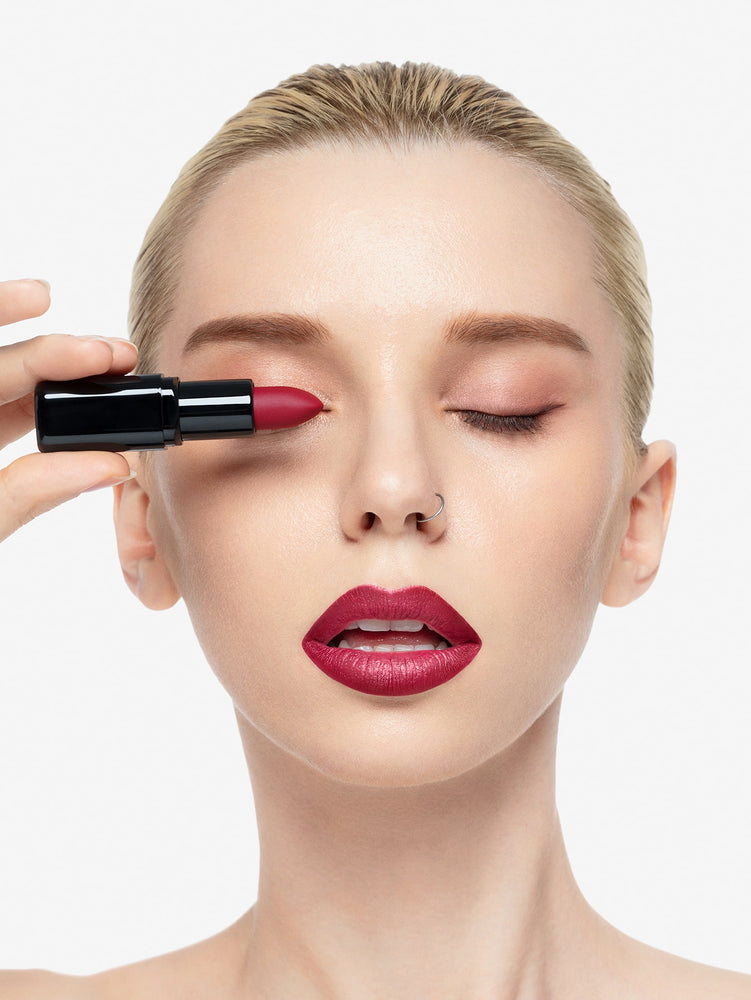 Load image into Gallery viewer, Classic Matte Lipstick - Rouge Extravagant