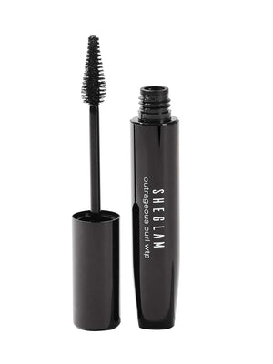 Load image into Gallery viewer, Little Black Tube Waterproof Curling Mascara Black