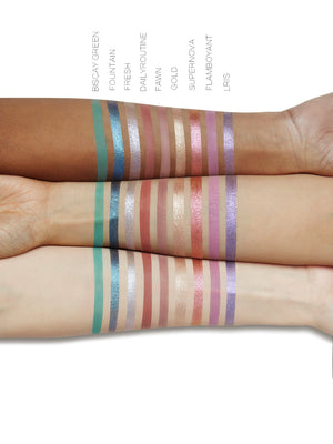 The BREEZE Eyeshadow Palette