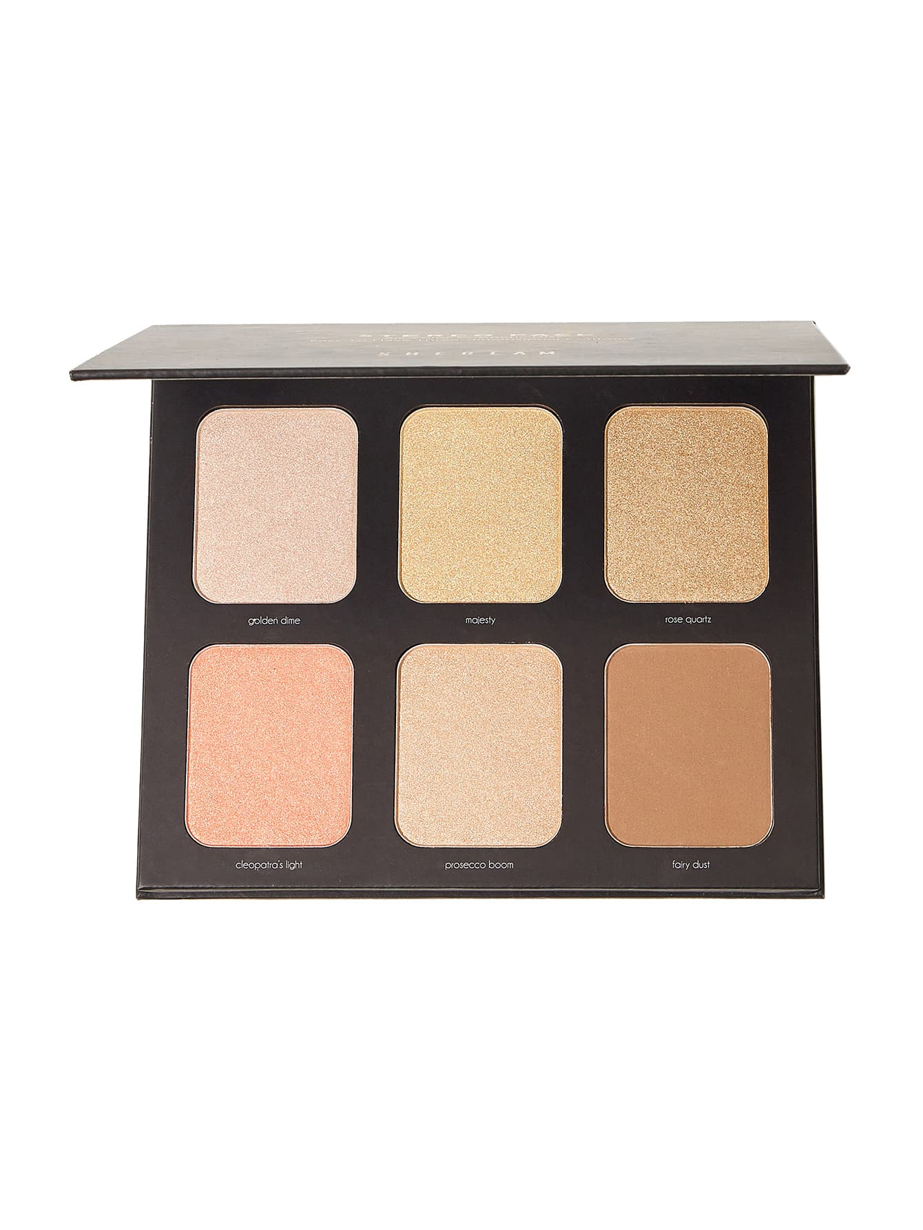 VENUS SIX-COLOR REPAIR Highlighter Palette-501 MOONLIGHT
