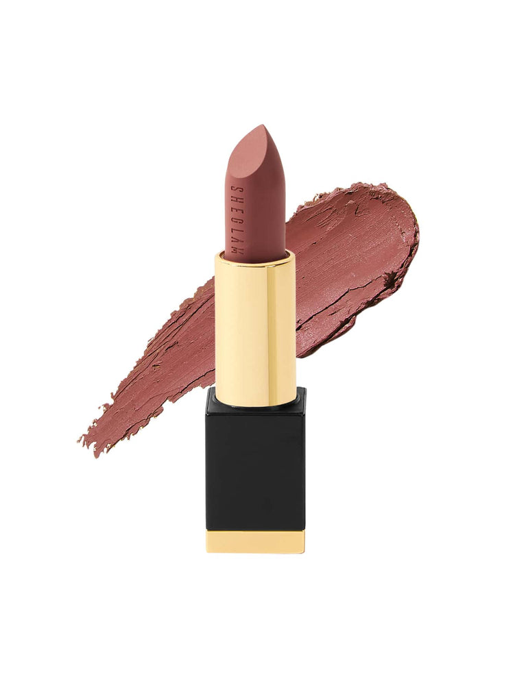 MATTE ALLURE Lipstick-201 RETRO ROSE
