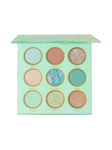 The SEAFOAM Eyeshadow Palette