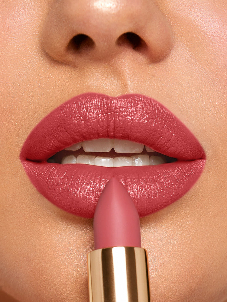 Load image into Gallery viewer, MATTE ALLURE Lipstick - RENDEVOUS