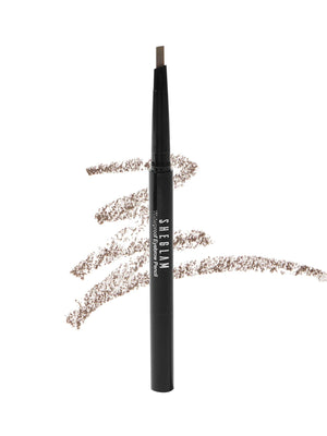 Load image into Gallery viewer, SLAY ALL DAY Retractable Eyebrow Pencil - Light Brown