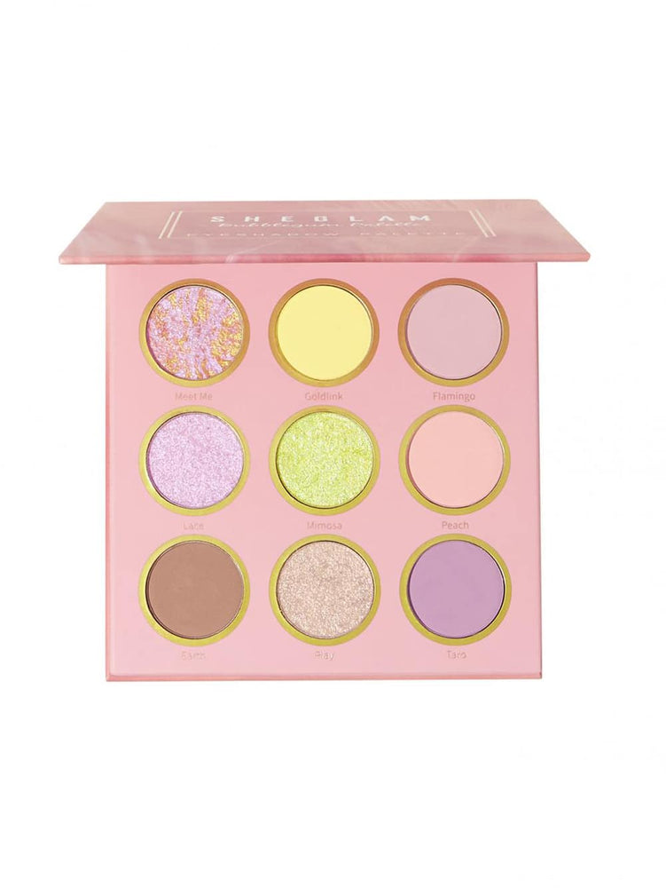 The BUBBLEGUM Eyeshadow Palette