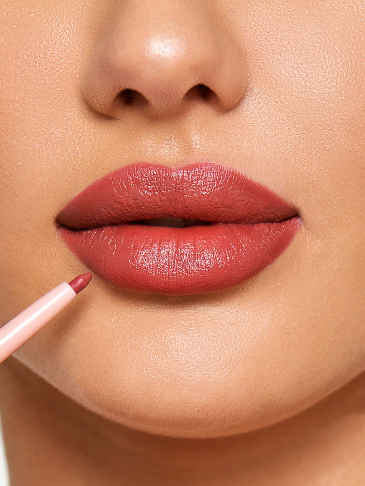 Load image into Gallery viewer, VELVET MATTE Lip Liner - MISTY ROSE