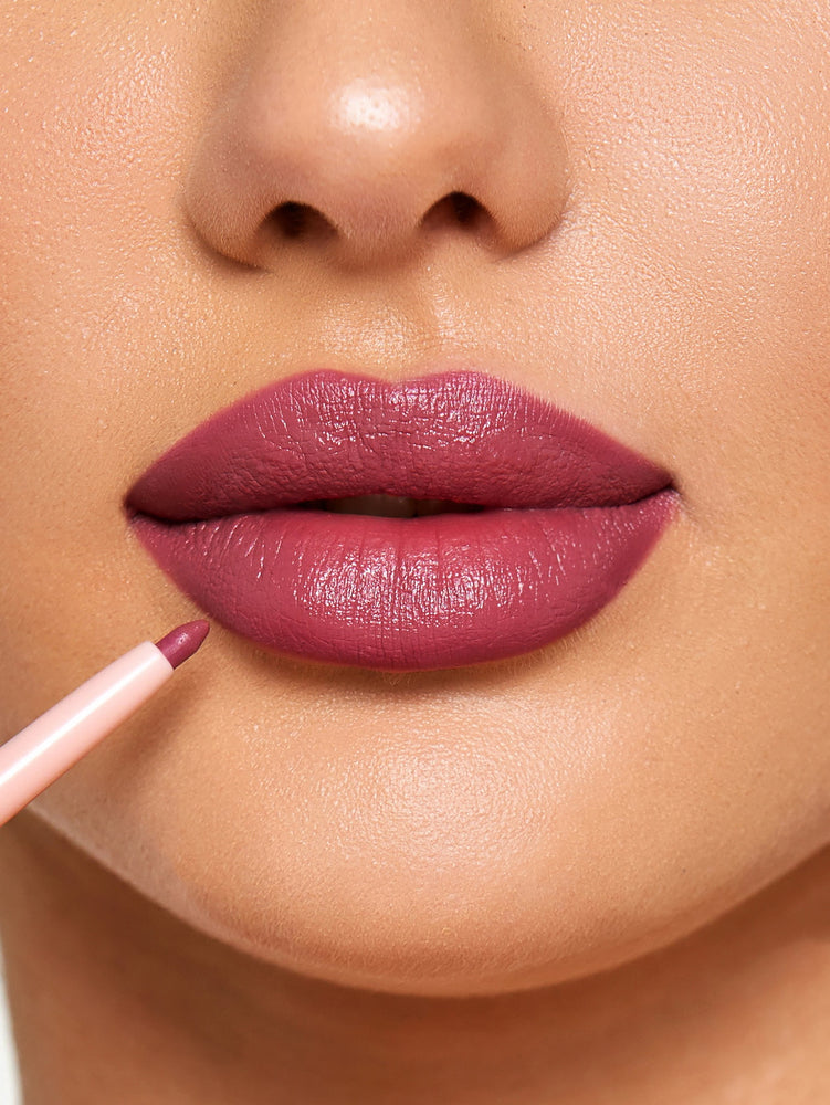 Load image into Gallery viewer, VELVET MATTE Lip Liner - PURPLE SMOKE