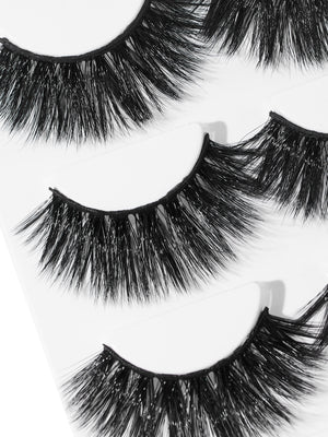 FULL CAT EYE LASHES
