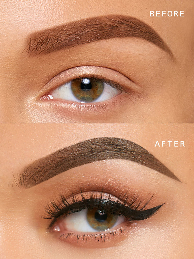 Waterproof Tinted Eyebrow Cream - SOFT BROWN