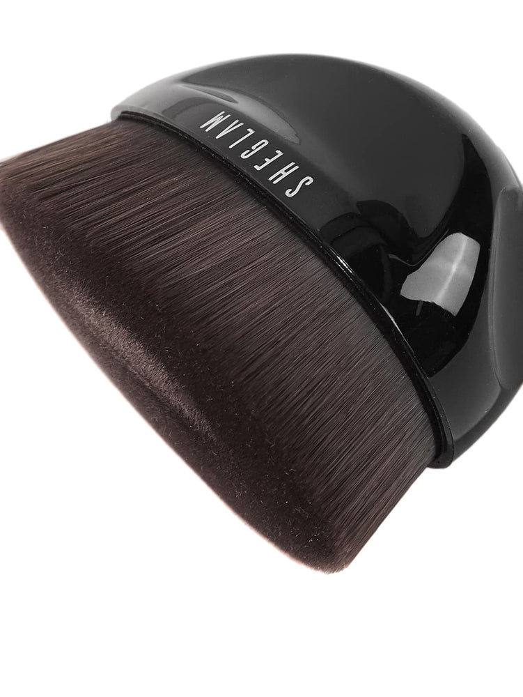 Geometric Handle Foundation Brush