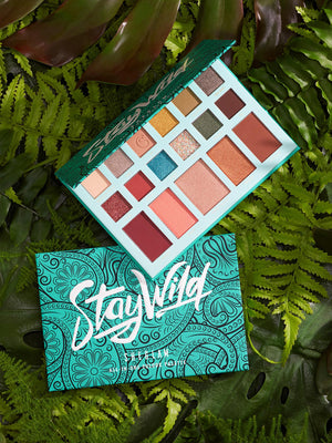 STAY WILD All-In-One Color Palette