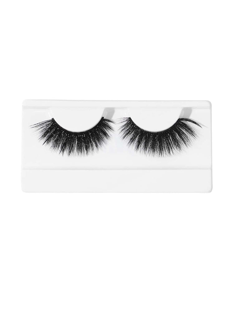 1pair STAY WILD Thick Curly False Eyelashes