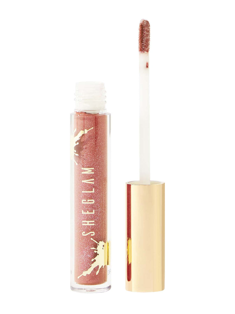 Load image into Gallery viewer, METALLIC ALLURE Liquid Lipstick-VINTAGE