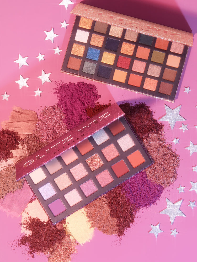 The GLITZ WIZ Palette - ECSTASY