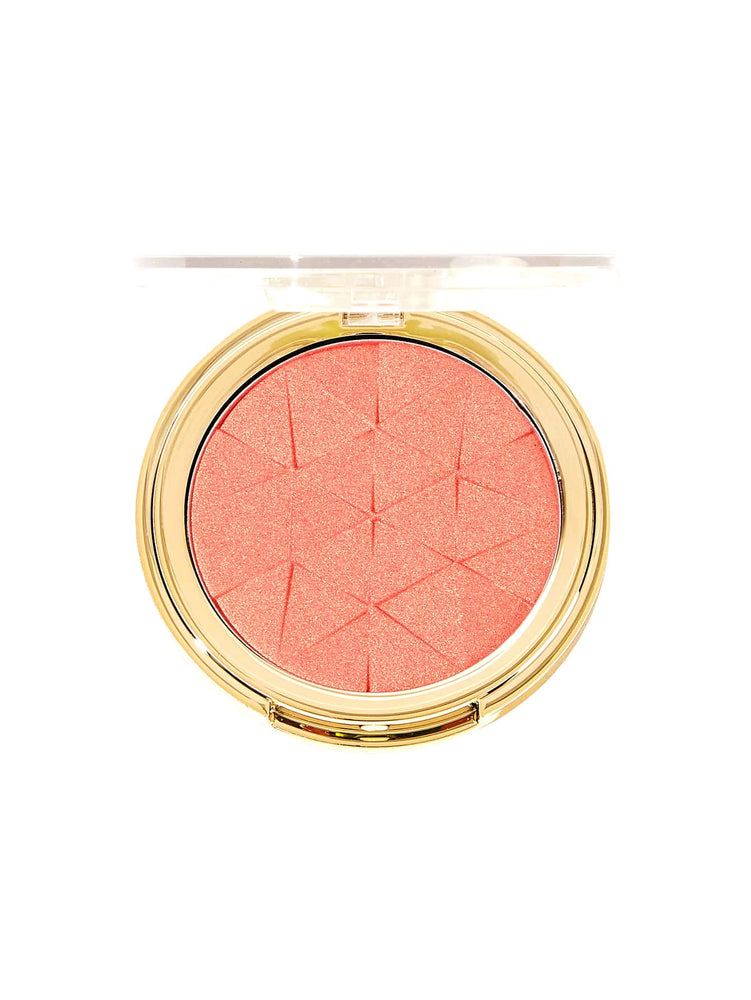 Newly Reformulated - METALLIC GLOW Blush-HOLD ON
