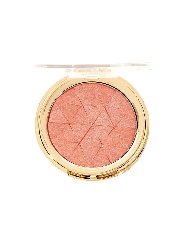 METALLIC GLOW Blush-GRAVITY