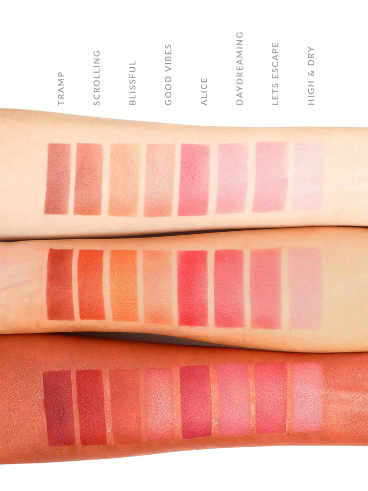 Load image into Gallery viewer, Newly Reformulated - Lightweight Matte Blush-SCROLLING
