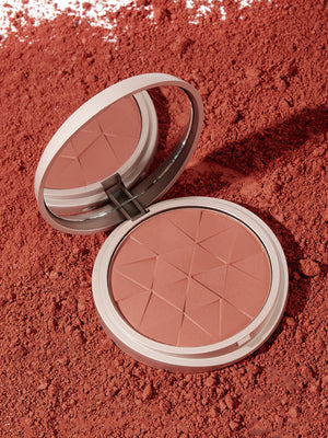 Newly Reformulated - Lightweight Matte Blush-GOOD VIBES