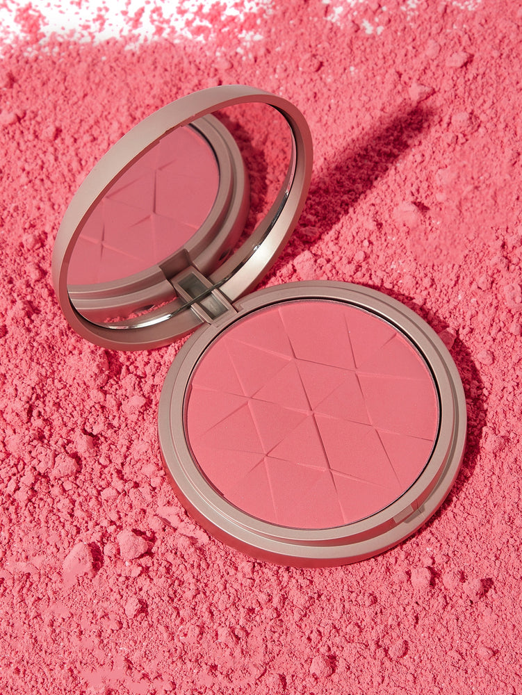 Newly Reformulated - Lightweight Matte Blush-LETS ESCAPE