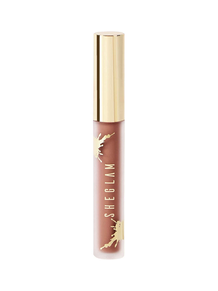 MATTE ALLURE Liquid Lipstick-SUGAR