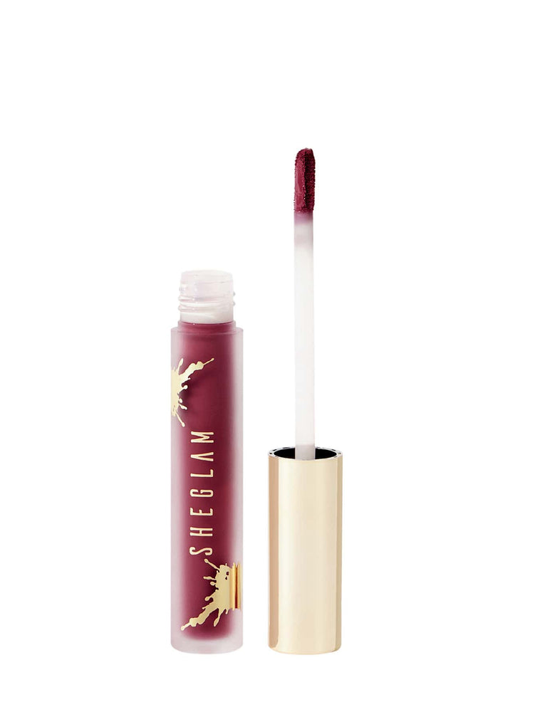 MATTE ALLURE Liquid Lipstick-ATTRACTION