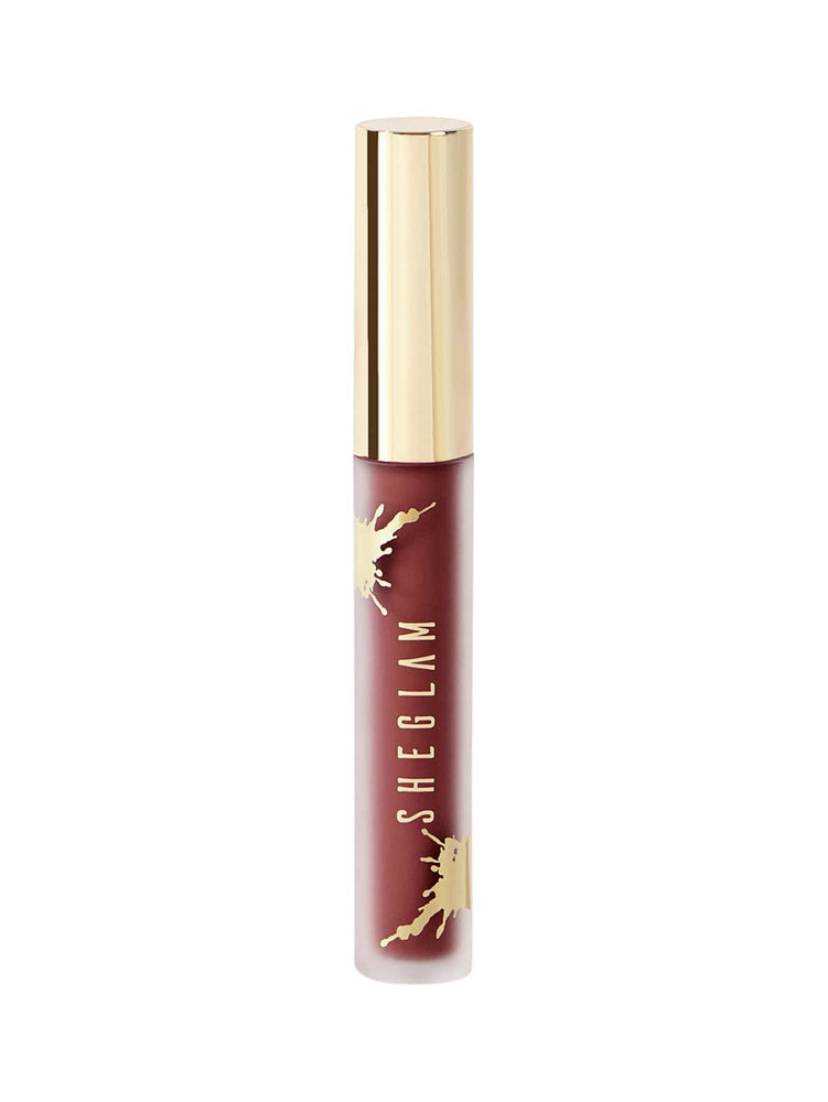 Load image into Gallery viewer, MATTE ALLURE Liquid Lipstick-COSMOPOLITAN