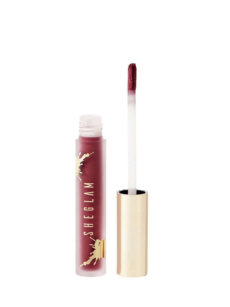 Load image into Gallery viewer, MATTE ALLURE Liquid Lipstick-MUSING