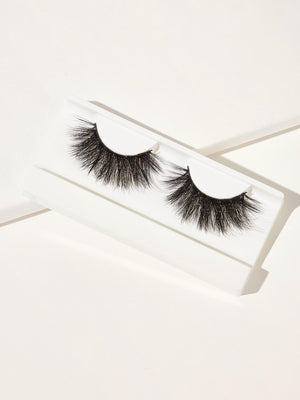 1pair Cat eye bushy styles eyelashes