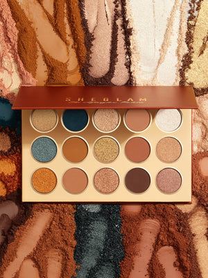 The AFTERGLOW Palette