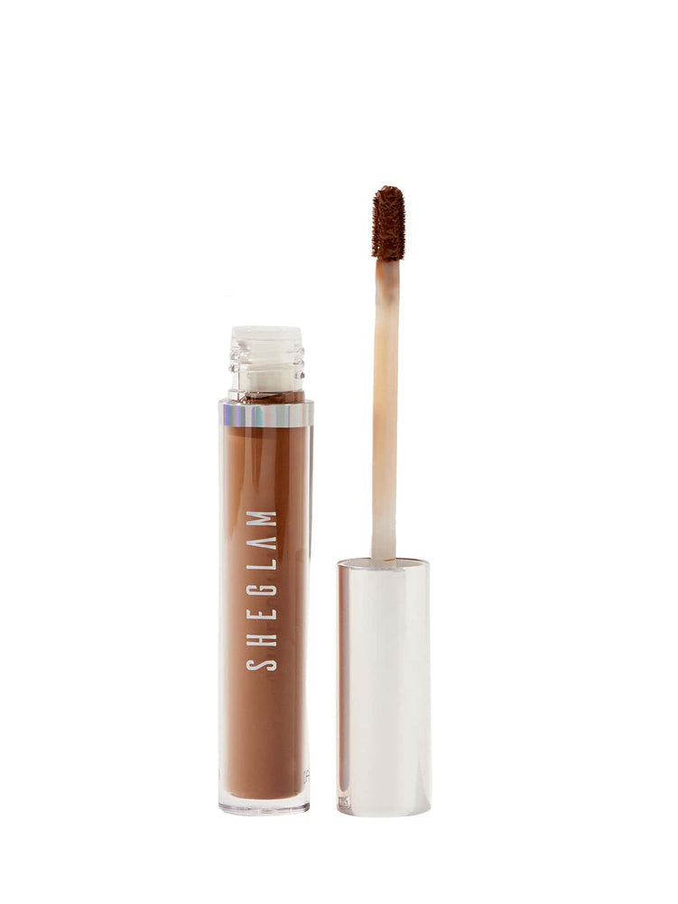 Newly Reformulated - 12-HR Full Coverage Concealer - HAZELNUT