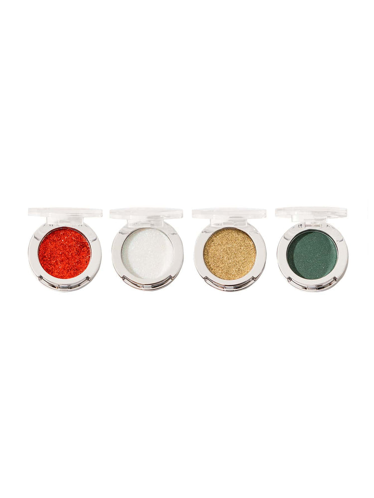 RUBY QUEEN Glitter Party Eyeshadow Set