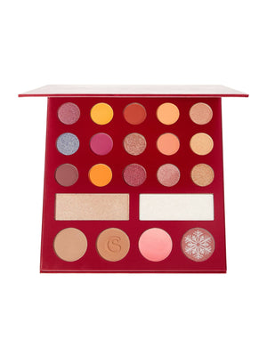 RUBY QUEEN Instant Look Face Palette