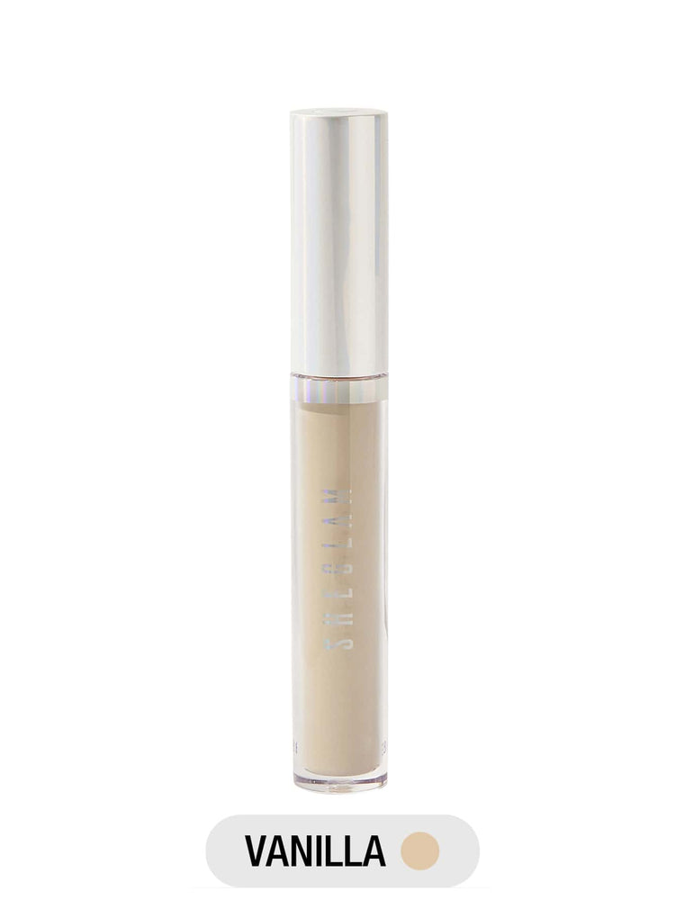 Newly Reformulated - 12-HR Full Coverage Concealer - VANILLA