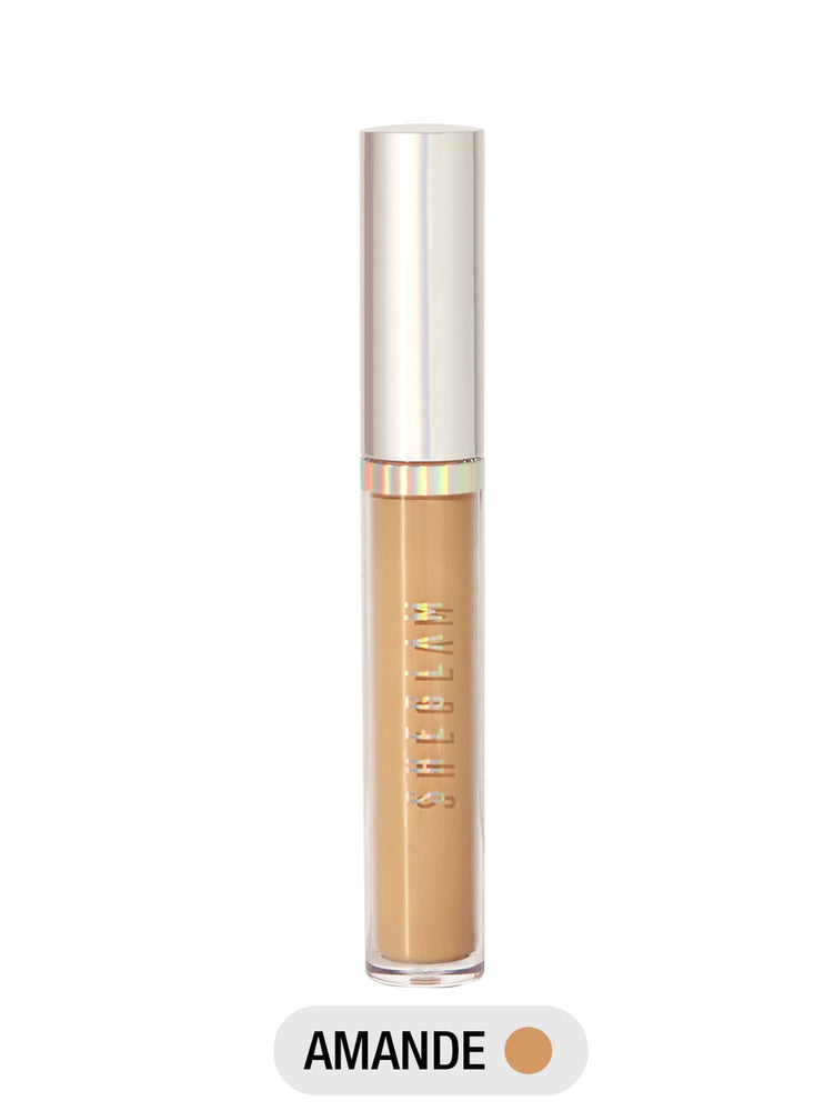 Newly Reformulated - 12-HR Full Coverage Concealer - AMANDE