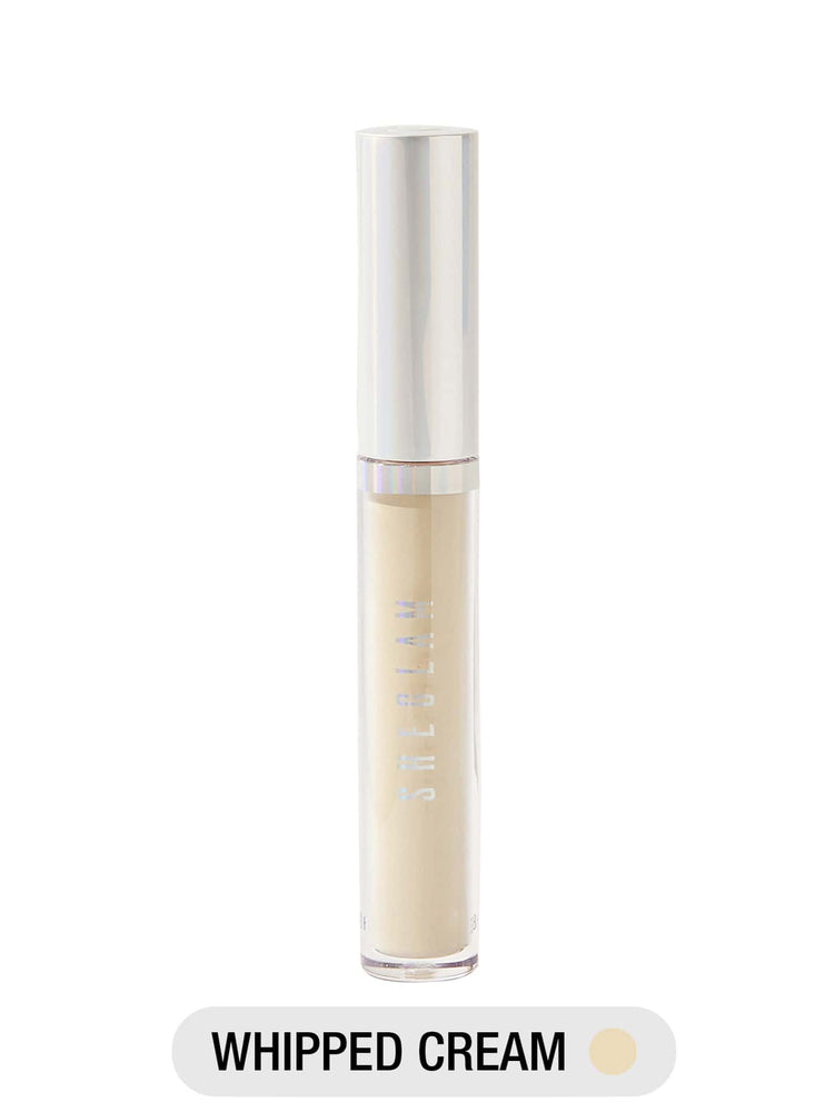 Newly Reformulated - 12-HR Full Coverage Concealer - WHIPPED CREAM