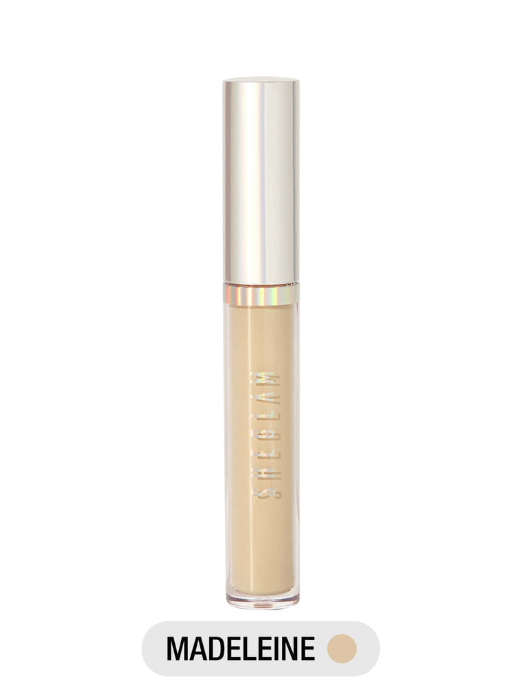 Newly Reformulated - 12-HR Full Coverage Concealer - MADELEINE