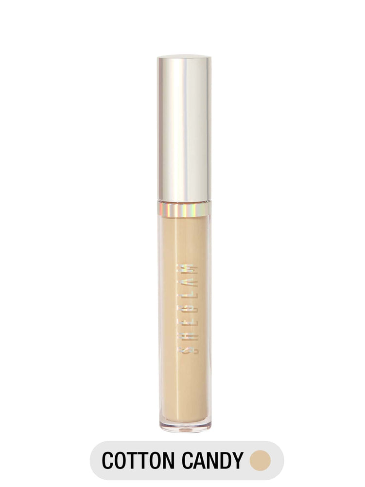 Newly Reformulated - 12-HR Full Coverage Concealer - COTTON CANDY
