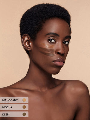 Load image into Gallery viewer, COMPLEXION PRO Long Lasting Breathable Matte Foundation-MOCHA
