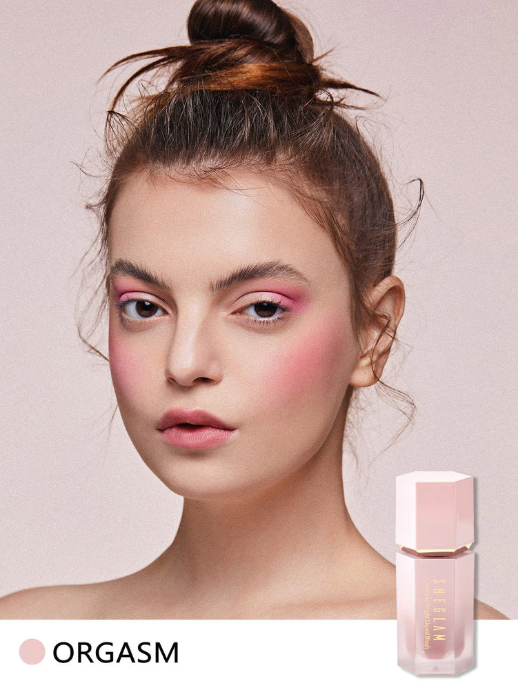 CLEAR AND BRIGHT Liquid Blush - ORGASM