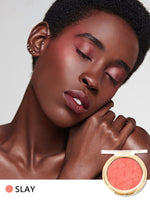 Newly Reformulated - METALLIC GLOW Blush-SLAY
