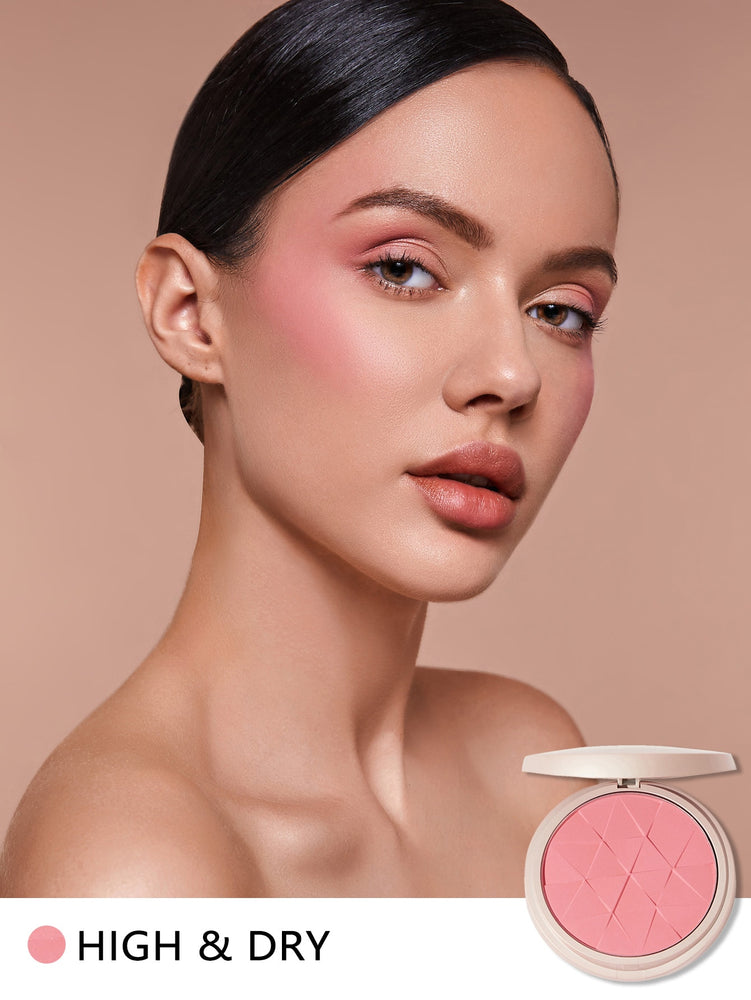 Newly Reformulated - Lightweight Matte Blush-HIGH & DRY
